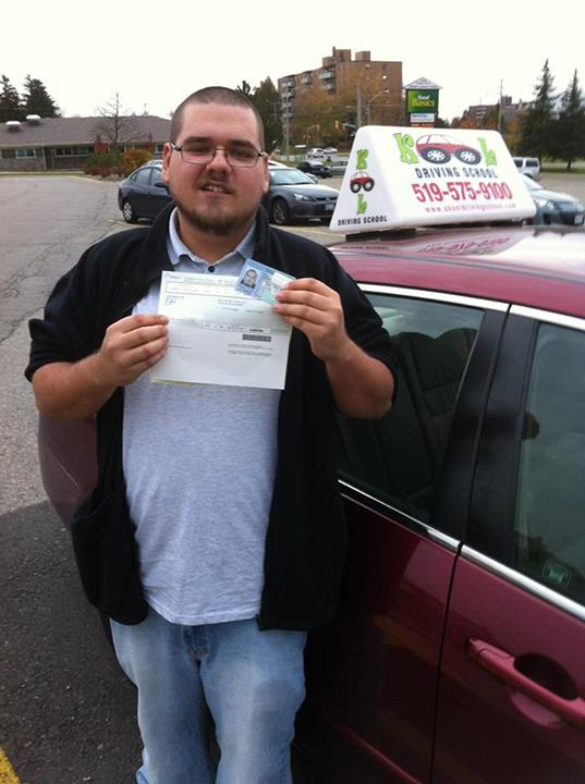 driving test  Passed_15